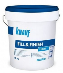 Knauf Fill & Finish Light 20kg (Sheetrock)