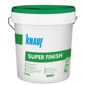 Knauf Super Finish 28kg (Sheetrock)