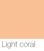 Beckers Designer Universal 0,5L - Light Coral