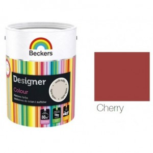 Beckers Designer Colour 2,5L - Cherry