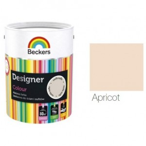 Beckers Designer Colour 2,5L - Apricot