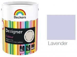 Beckers Designer Colour 2,5L - Lavender