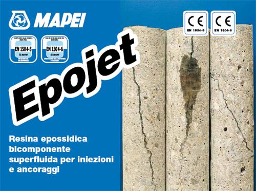 Mapei epojet 4kg a b ywica iniekcyjna for Mapei epojet