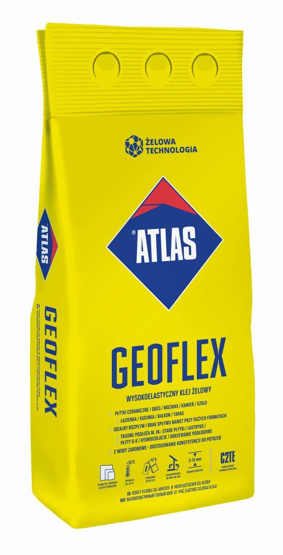 Atlas Geoflex 5kg Klej Elastyczny C2te żelowy