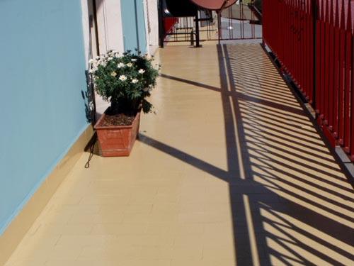 Sika sikafloor 400n elastic 6kg ral 1001 for Guaina calpestabile mapei