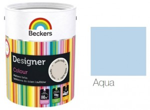 Beckers Designer Colour 2,5L - Aqua