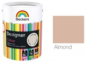 Beckers Designer Colour 2,5L - Almond