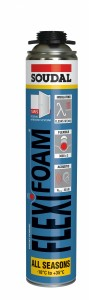 Piana pistoletowa Soudal FlexiFoam 750ml