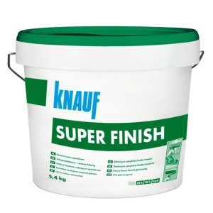 Knauf Super Finish  5,4kg (Sheetrock)