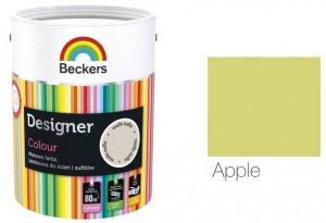 Beckers Designer Colour 2,5L - Apple