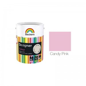 Beckers Designer Colour 2,5L - Candy Pink